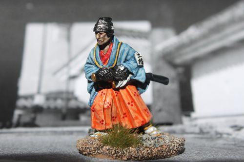 Board Game: Ronin: Skirmish Wargames in the Age of the Samurai