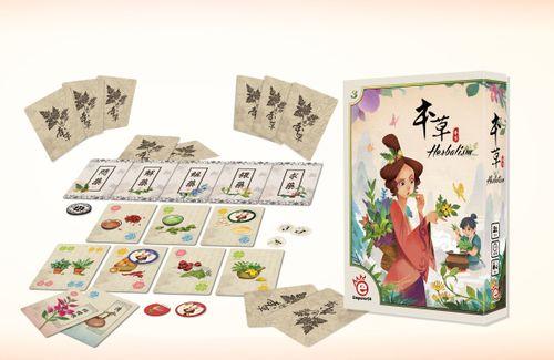 Board Game: Herbalism