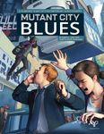 RPG Item: Mutant City Blues (2nd Ed.)
