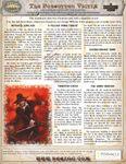 RPG Item: The Forgotten Victim