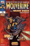 RPG Item: Wolverine vs. The Brood Queen
