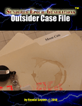RPG Item: Outsider Case File: Moon Cats