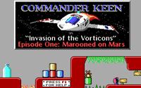 Video Game: Commander Keen: Marooned on Mars