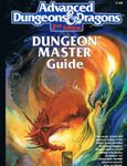 RPG Item: Dungeon Master's Guide (AD&D 2e)