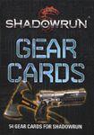 RPG Item: Shadowrun Gear Cards