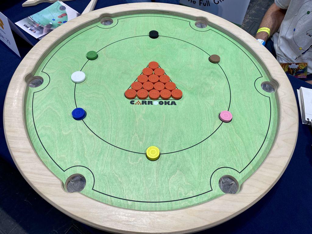 Board Game: Carrooka