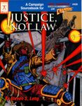 RPG Item: Justice, Not Law