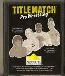 Video Game: Title Match Pro Wrestling