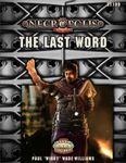 RPG Item: The Last Word