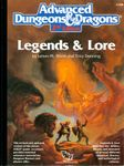 RPG Item: Legends & Lore