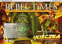 Issue: Rebel Times (Issue 89 - Feb 2015)