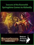 RPG Item: Seasons of the Runewild: Springtime Comes to Kidwelly (PF2)