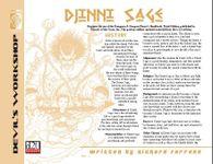 RPG Item: Djinni Sage