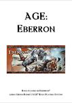 RPG Item: AGE: Eberron