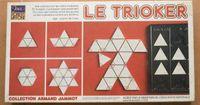 Board Game: Trioker