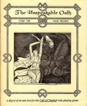 Issue: The Unspeakable Oath (Issue 2 - 1991)