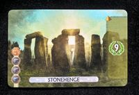 Board Game Accessory: 7 Wonders Duel: Stonehenge