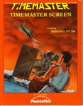 RPG Item: Timemaster Screen (featuring Missing: PT 109)