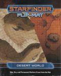 RPG Item: Starfinder Flip-Mat: Desert World