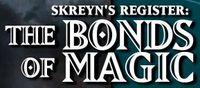 Series: Skreyn's Register: The Bonds of Magic