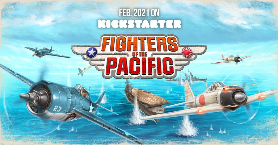 Fighters of the Pacific