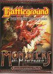 Board Game: Battleground Fantasy Warfare: Monsters & Mercenaries Reinforcements