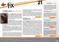Issue: Le Fix (Issue 21 - Aug 2011)