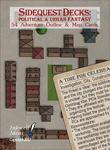 RPG Item: SideQuest Decks: Political & Urban Fantasy