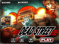 Video Game: Dead Street