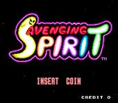 Video Game: Avenging Spirit