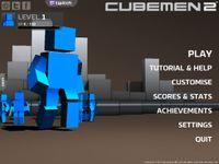 Video Game: Cubemen2