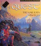 RPG Item: Book 1: The War-Torn Kingdom