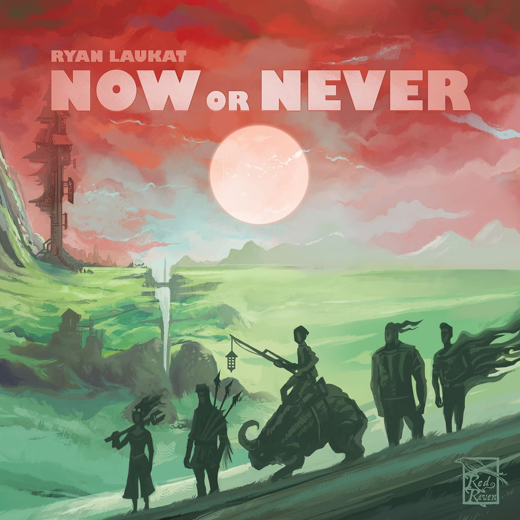 Board Game: Now or Never