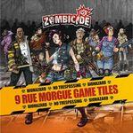 Board Game Accessory: Zombicide Season 3: Rue Morgue – Game Tiles