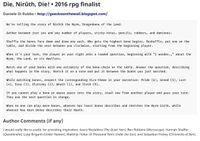 RPG Item: Die, Nirûth, Die!