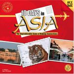 Board Game: 10 Days in Asia