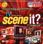 Board Game: Scene It? TV  Deluxe Edition