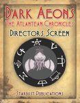 RPG Item: Dark Aeons: Directors Screen