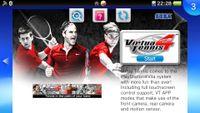 Video Game: Virtua Tennis 4