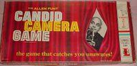 Board Game: Candid Camera Game