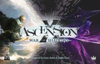 Board Game: Ascension X: War of Shadows