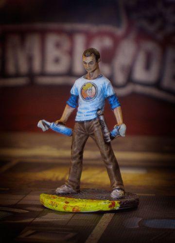 Board Game: Zombicide Survivor: Dave