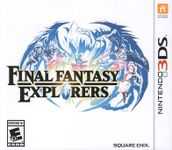 Video Game: Final Fantasy Explorers