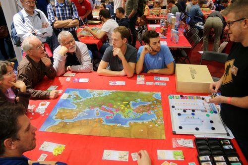 Board Game: Mega Civilization