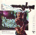 Video Game: Hawkeye