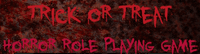 RPG: Trick or Treat Horror Role Playing Game