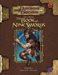 RPG Item: Tome of Battle: The Book of Nine Swords