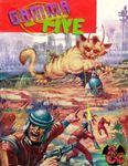 RPG Item: Gamma Five Core Rule Book