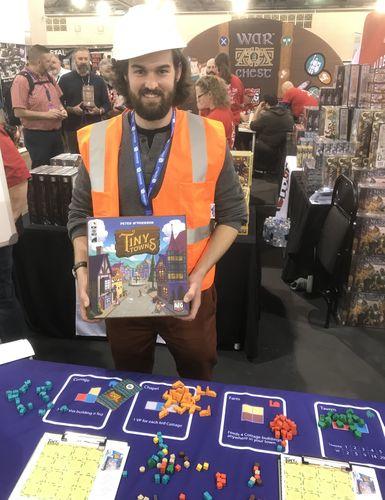 Board Game Designer: Peter McPherson