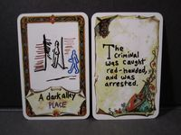 Board Game Accessory: Once Upon a Time: Create-Your-Own Storytelling Cards